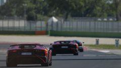 Lamborghini Accademia: in pista con la Aventador SV - Immagine: 51