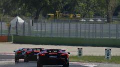 Lamborghini Accademia: in pista con la Aventador SV - Immagine: 52