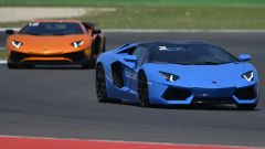 Lamborghini Accademia: in pista con la Aventador SV - Immagine: 43