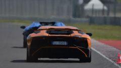 Lamborghini Accademia: in pista con la Aventador SV - Immagine: 45