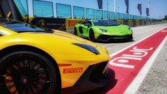 Lamborghini Accademia: in pista con la Aventador SV - Immagine: 13