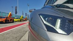 Lamborghini Accademia: in pista con la Aventador SV - Immagine: 12