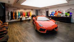 Lamborghini ad Personam Studio: benvenuti nell'atelier del Toro