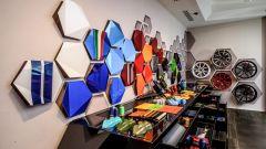 Lamborghini ad Personam Studio: la scelta va dal colore della carrozzeria ai materiali dei rivestimenti