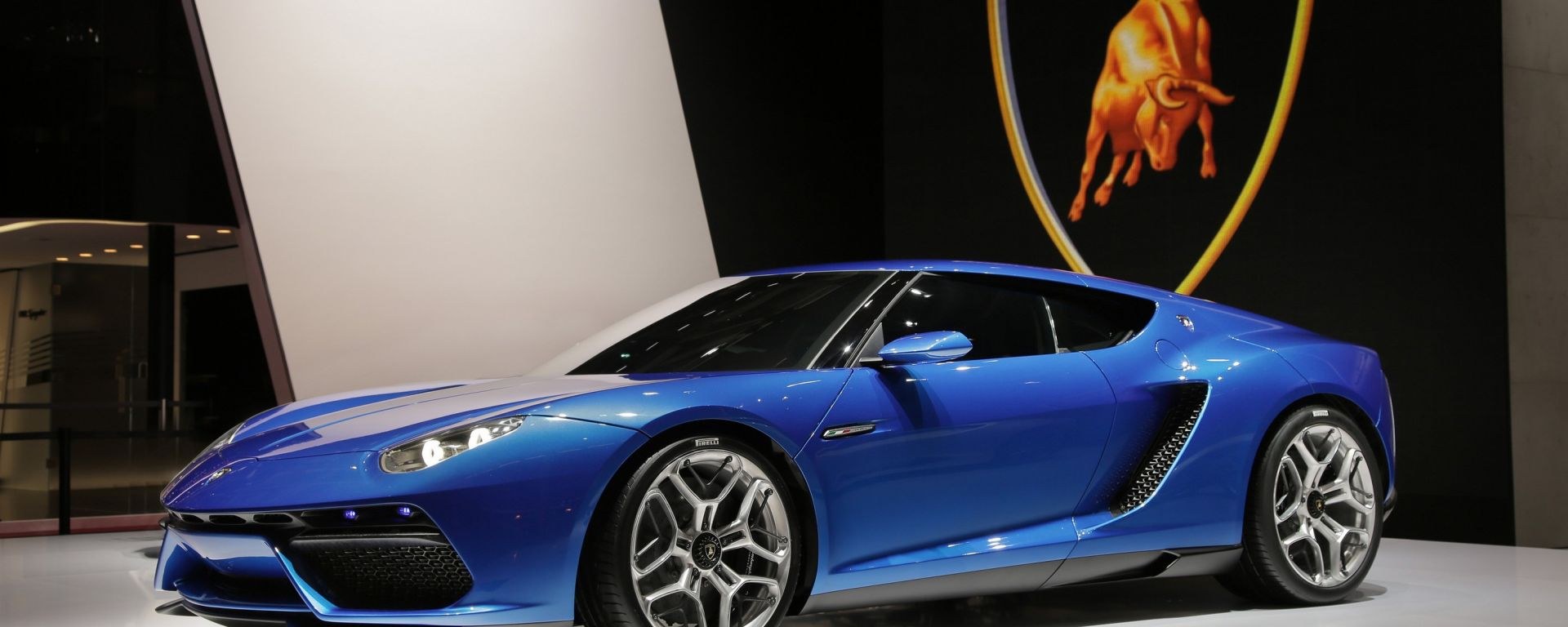Lamborghini Asterion, nuove foto