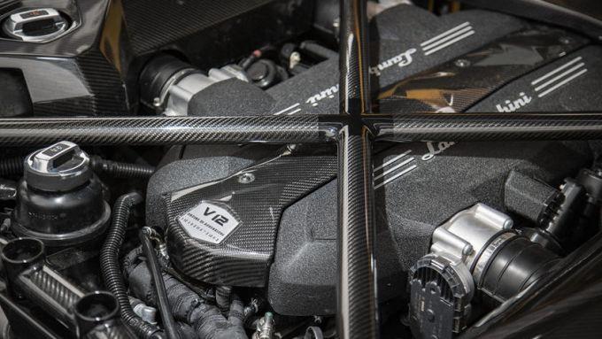 Lamborghini Aventador 2021: il V12 diventerà elettrificato