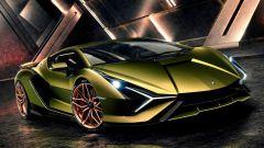 Lamborghini Aventador 2021: la gamma Lamborghini sarà elettrificata