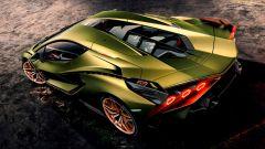 Lamborghini Aventador 2021: la supercar Sian