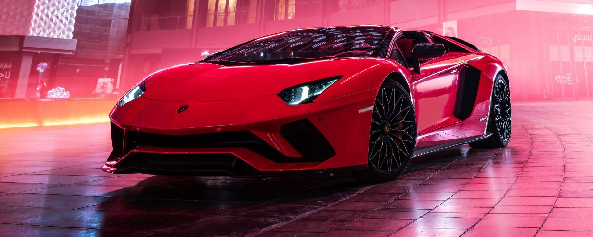 Lamborghini Aventador: in arrivo l'erede con V12 ibrido?