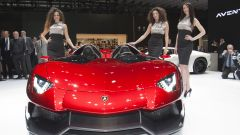 Lamborghini Aventador J: ecco come l'hanno fatta - Immagine: 4