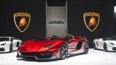 Lamborghini Aventador J: ecco come l'hanno fatta - Immagine: 1