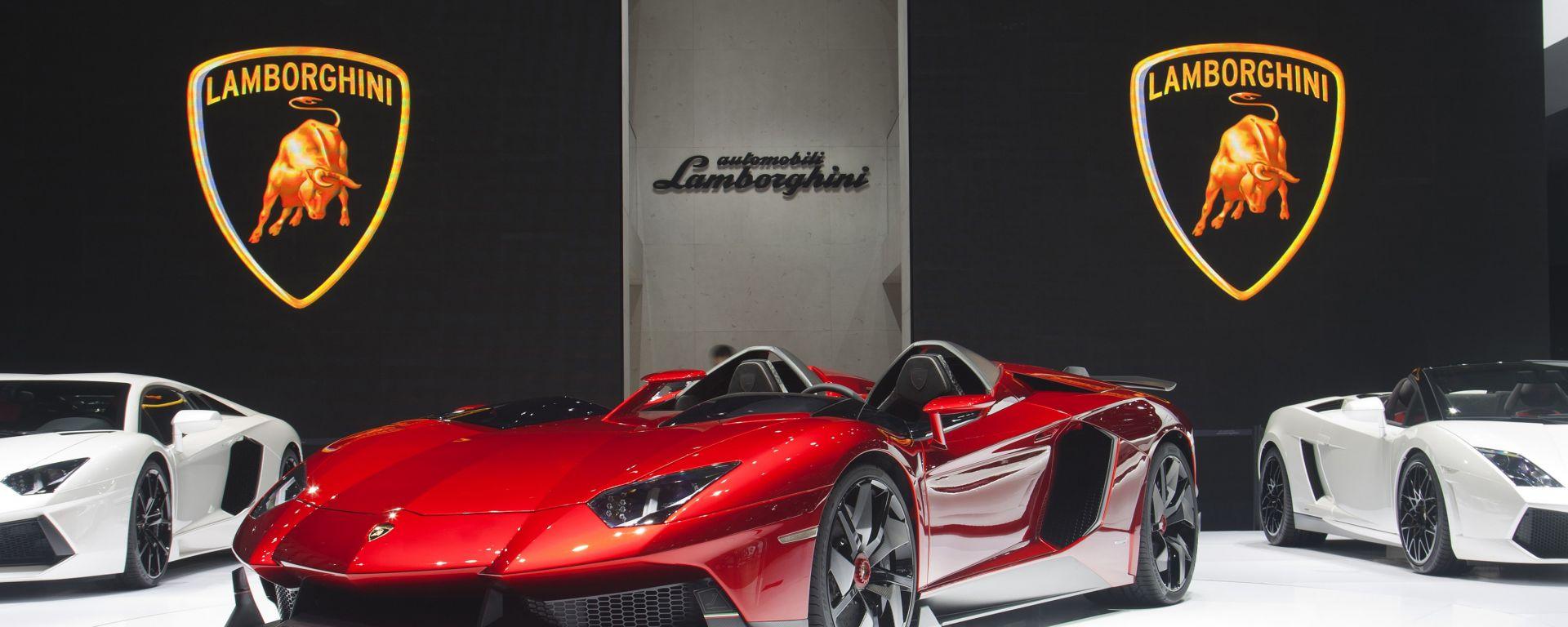 Lamborghini Aventador J: ecco come l'hanno fatta