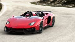 Lamborghini Aventador J: ecco come l'hanno fatta - Immagine: 19