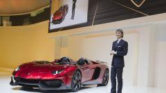 Lamborghini Aventador J: ecco come l'hanno fatta - Immagine: 20