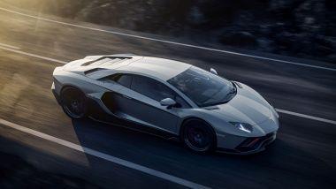 Lamborghini Aventador: la super speciale LP 780-4 Ultimae