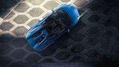 Lamborghini Aventador LP 780-4 Ultimae Roadster: visuale dall'alto