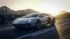 Lamborghini Aventador LP 780-4 Ultimae: visuale di 3/4 anteriore