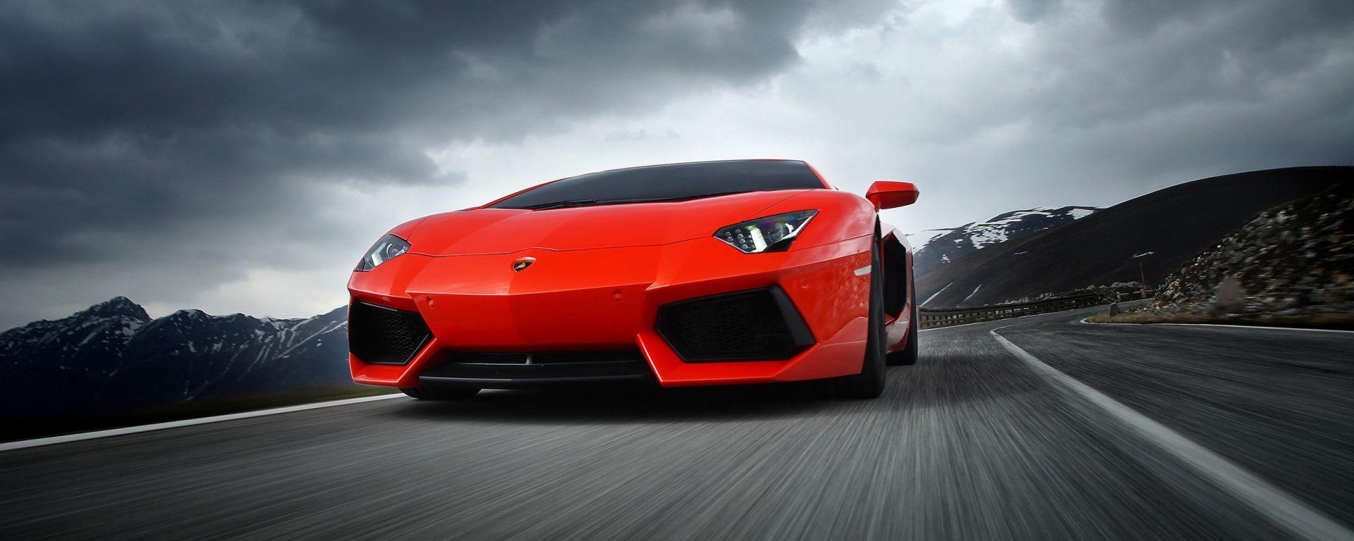 Tutti i pezzi della Lamborghini Aventador LP700-4