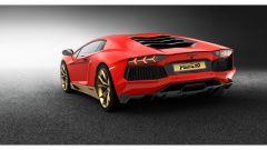 Lamborghini Aventador Miura Hommage: la livrea si ispira ai colori della Miura