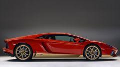 Lamborghini Aventador Miura Hommage, non ci sono modifiche tecniche: il V12 ha 700 cv
