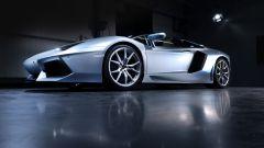 Lamborghini Aventador Roadster - Immagine: 7