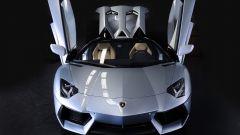 Lamborghini Aventador Roadster - Immagine: 2