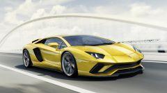 Lamborghini Aventador S: le sospensioni attive sono state aggiornate