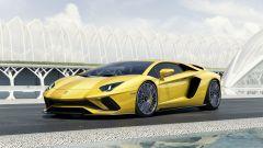 Lamborghini Aventador S: ora ha le 4 ruote sterzanti