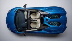 Lamborghini Aventador S Roadster: 740 CV a cielo aperto - Immagine: 10