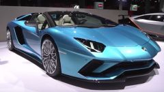 Lamborghini Aventador S Roadster: 740 CV a cielo aperto - Immagine: 3