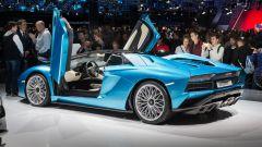 Lamborghini Aventador S Roadster: 740 CV a cielo aperto - Immagine: 1