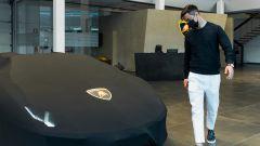Lamborghini Aventador S Roadster per Paulo Dybala: pochi attimi e...