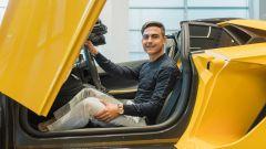 Lamborghini Aventador S Roadster per Paulo Dybala: una fuoriserie per un... fuoriclasse