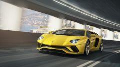 Lamborghini Aventador S: vista 3/4 anteriore