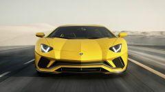 Lamborghini Aventador S: vita frontale