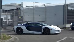 Lamborghini Aventador SJ, strani avvistamenti. Il video spia - Immagine: 5