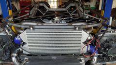 Lamborghini Aventador stampata in 3D: il motore della Corvette