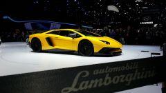 Lamborghini Aventador SV: il video dallo stand - Immagine: 1