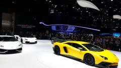 Lamborghini Aventador SV: il video dallo stand - Immagine: 4