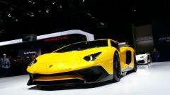Lamborghini Aventador SV: il video dallo stand - Immagine: 5