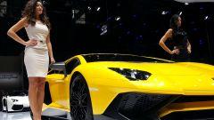 Lamborghini Aventador SV: il video dallo stand - Immagine: 6