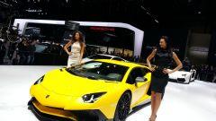 Lamborghini Aventador SV: il video dallo stand - Immagine: 7