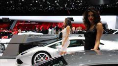 Lamborghini Aventador SV: il video dallo stand - Immagine: 3