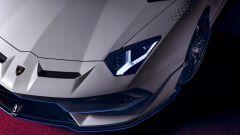 Lamborghini Aventador SVJ Xago Special Edition: dettaglio anteriore