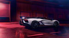 Lamborghini Aventador SVJ Xago Special Edition: il 3/4 posteriore