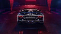 Lamborghini Aventador SVJ Xago Special Edition: il posteriore