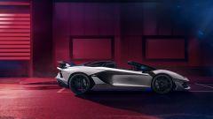 Lamborghini Aventador SVJ Xago Special Edition: laterale
