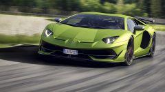 Lamborghini Aventador SVJ, on-board camera del giro record al 'Ring