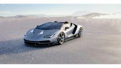 Lamborghini Cenmtenario Roadster: arriva la Centenario a cielo aperto
