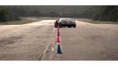 Lamborghini Centenario alla prova dei coni